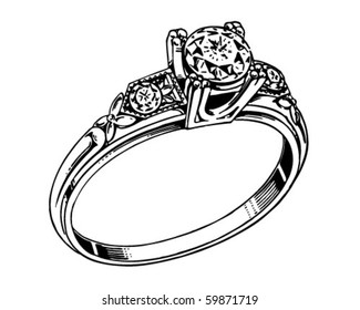 Wedding Ring Clipart Images Stock Photos Vectors Shutterstock