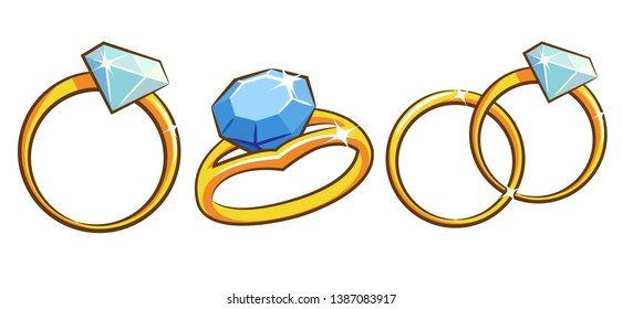 Wedding Ring Clipart.Clipart Wedding Rings Images Stock Photos Vectors Shutterstock