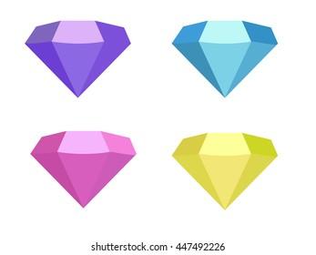 diamond shape