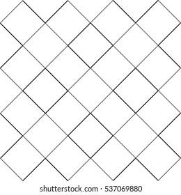 Diamond Shape Pattern