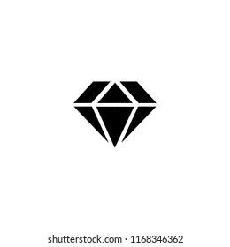 diamond simple icon