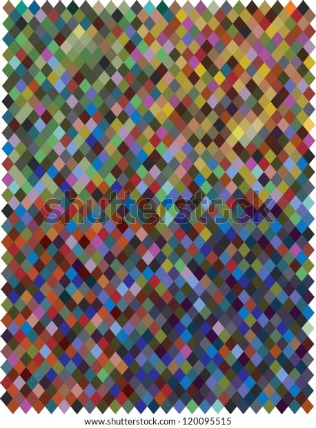 Diamonds abstract background texture