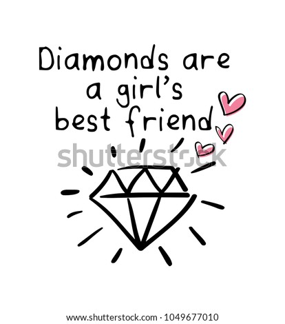 best friend diamond