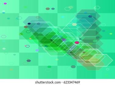 diamonds vector texture