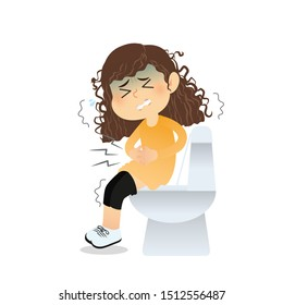 Diarrhea Girl