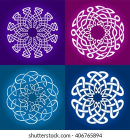 how to do a mandala cut out on a card