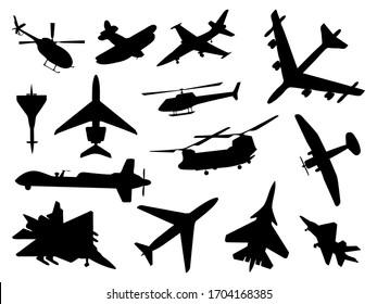 Different kind of aviation transport