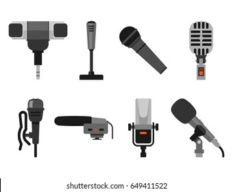 Tv News Icons Images, Stock Photos & Vectors | Shutterstock