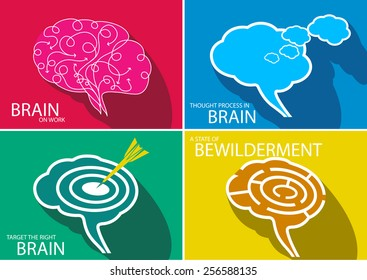 Different status of brain in business