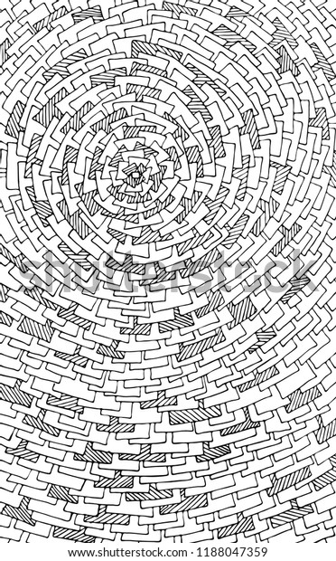 Optical Illusion Coloring Pages Optical Illusion 20 Coloring Page ... | 620x372
