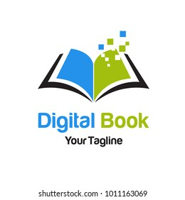 Digital Book Images Stock Photos Vectors Shutterstock
