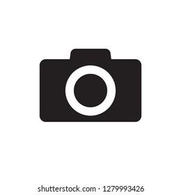 Digital camera icon vector illustration.