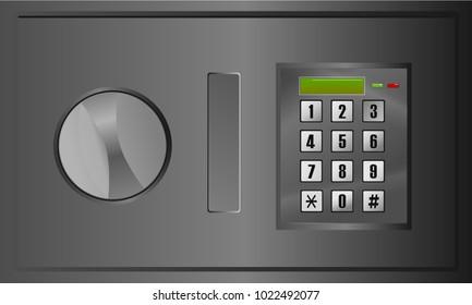 Digital Electronic Safe Box