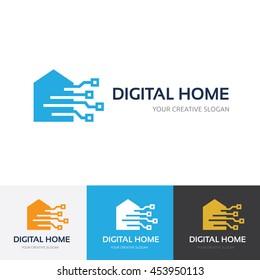 Digital Home Logo