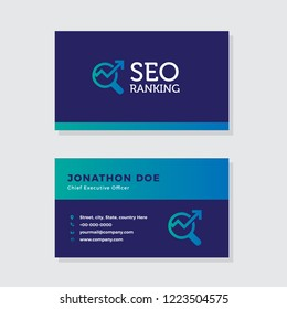 Digital Marketing, Creative service, Multinational Providers business card design