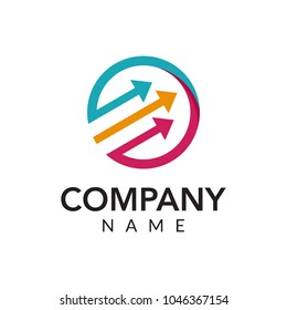 Marketing logo images stock photos vectors shutterstock digital marketing vector logo icon illustration altavistaventures Choice Image
