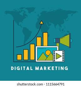 digital marketing video advertising statistic