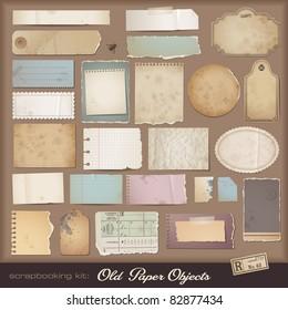Get Vintage Jewels Digital Scrapbook Paper Design