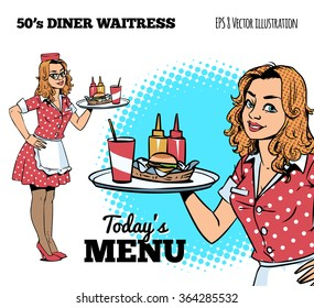 California Waitress Hot Dog