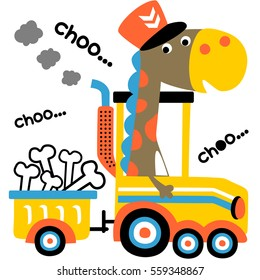 Cute Animal Train Stock Illustrations Images Amp Vectors