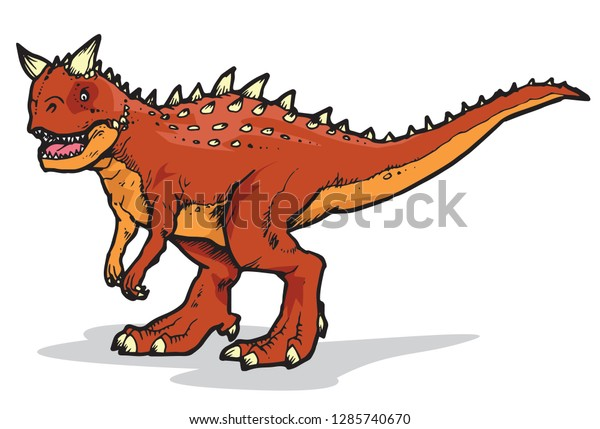 Vector De Stock Libre De Regalias Sobre Dinosaurios Vector Ilustracion Color Completo Adecuado1285740670 Dinosaurio clipart dinosaurio papel digital vector sin costuras papel digital animal clipart nursery imprimibles. https www shutterstock com es image vector dinosaur vector illustration full color suitable 1285740670