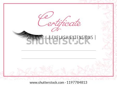 Makeup Certification Template | Saubhaya Makeup