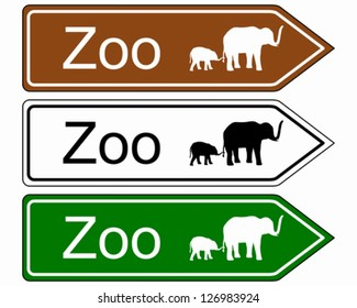 6613f3529 Zoo Signs Images, Stock Photos & Vectors | Shutterstock