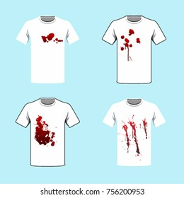 Bloody Clothes Images Stock Photos Vectors Shutterstock