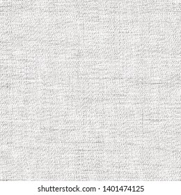 Dirty old fabric. Rough texture. Sackcloth.  Grunge background. Vector illustration.