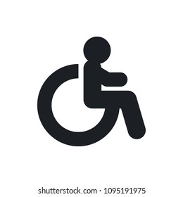 disabled vector icon