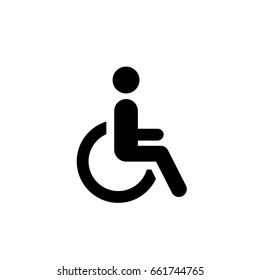 Disabled - Vector icon