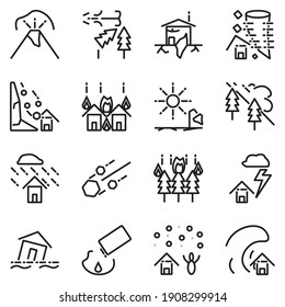 disaster icons can be downloaded easily