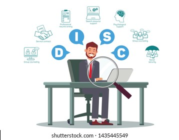 Disc Personality Images, Stock Photos & Vectors | Shutterstock
