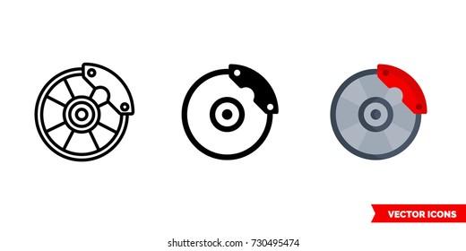 Imágenes, fotos de stock y vectores sobre Disk Brake | Shutterstock
