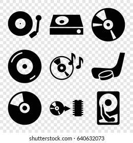 Music Dance Seamless Pattern Suitable Screen Stock Vector