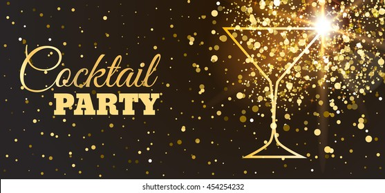 Cocktail Party Invitation Images Stock Photos Vectors Shutterstock