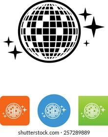Disco / Mirror Ball icon
