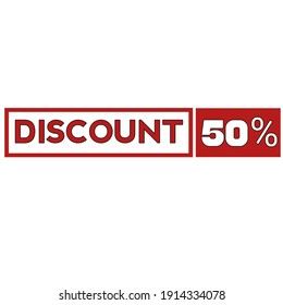 Discount backgrounds are suitable for online shops, shops, t-shirts, and malls