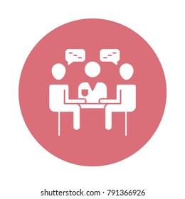 discussion chat conversation