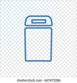 Dishwasher icon Flat.