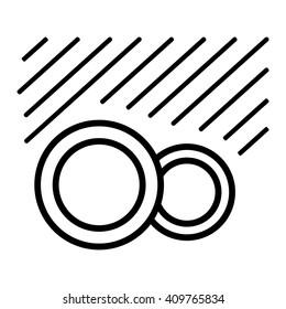 Dishwasher safe symbol isolated , Dishwasher safe sign isolated , vector illustration