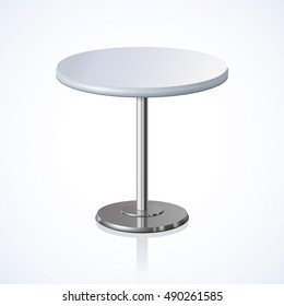 White Table Small Stock Vectors Images Vector Art Shutterstock