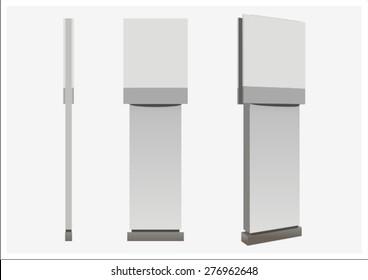 display, pylon sign
