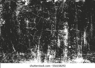 Проблемные наложения текстуры ржавого очищенного металла. гранж фон. абстрактная полутонная векторная иллюстрация