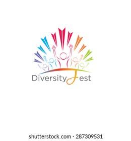 Diversity Festival Logo