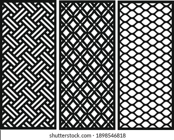 Divider panel. Wood carving. Wooden panel. Metal panel. Laser cutting. Plasma cutting. DXF  SVG. Fashionable decor. Outer panel.