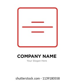 Division company logo design template, Division logotype vector icon, business corporative