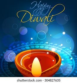 Diwali Celebration Background