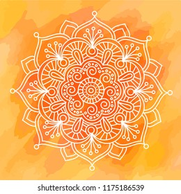 Diwali Indian pattern background