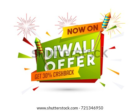 Diwali offer logo